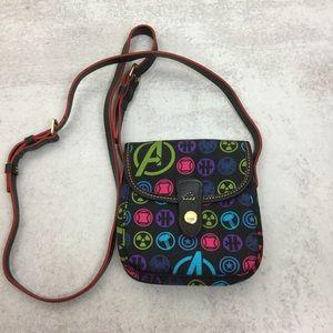 Dooney & Bourke Avengers crossbody bag